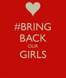 On ne vous oublie pas - Bring back our girls
