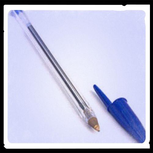Le stylo bic est formidable, magnifique, inimitable