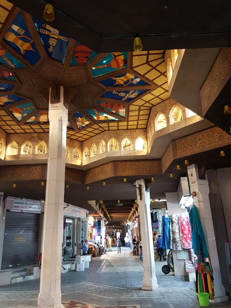 le Souk de Muscat- Sultana d'oman - ellea40ans.com
