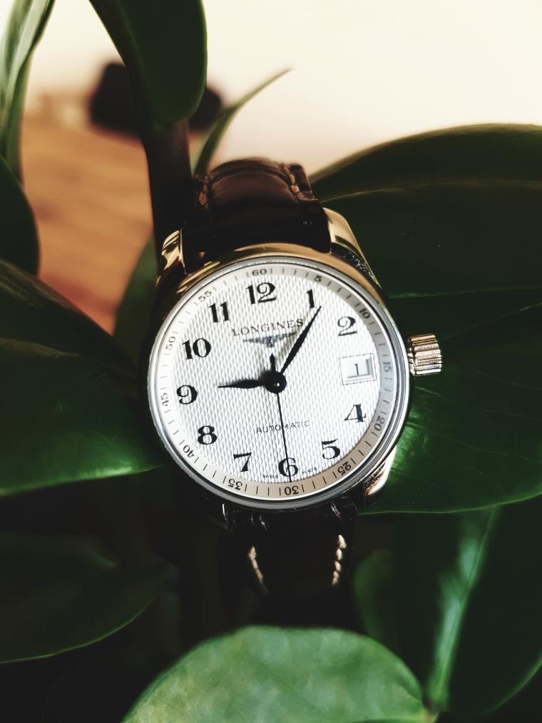ma petite montre Longines me rend folle