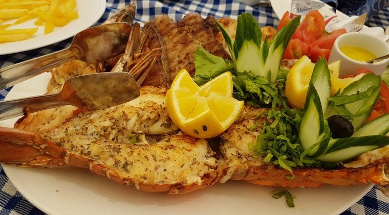 Le poisson à Muscat c'est une institution