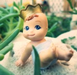 Un bébé c'est trop mignon mais moi j'en veux plus