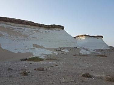 dune de craie - Ad Duqm - Oman