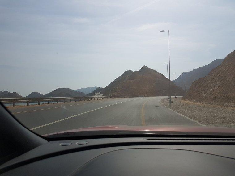 une semaine de vacances à Oman