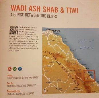 wadi Shab par elle a 40 ans