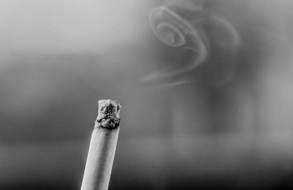 la cigarette par elle a 40 ans