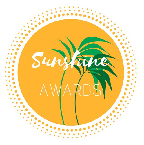 sunshine awards par elle a 40 ans