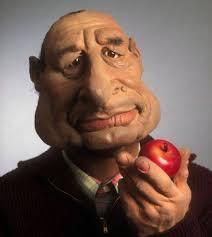manger des pommes par elle a 40 ans